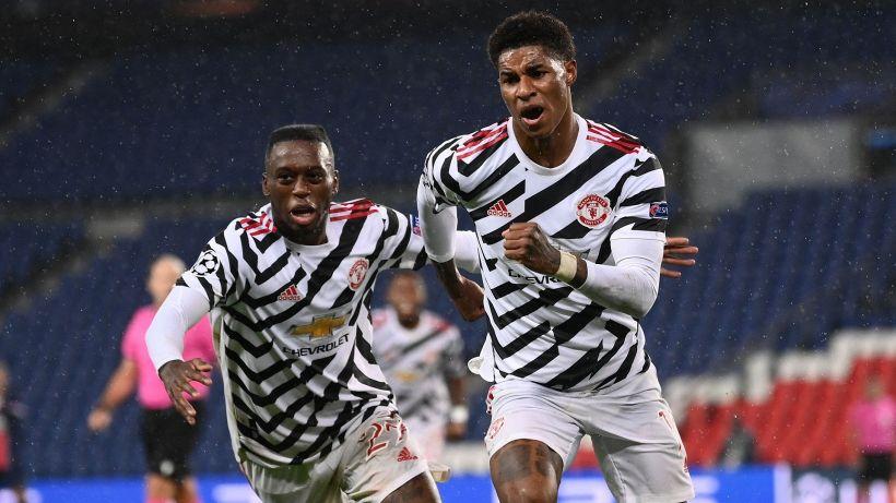 Colpaccio del Manchester United a Parigi: decide Rashford