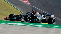 F1, libere Portogallo: Bottas ancora primo, la Ferrari sorride