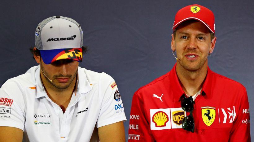 F1, Ferrari: Carlos Sainz perde la pazienza e sbotta