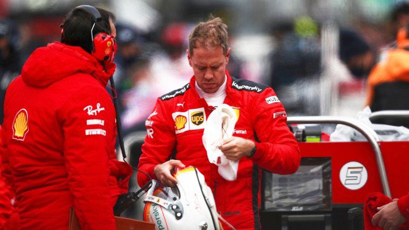 F1, Ferrari: Jackie Stewart pensiona Sebastian Vettel