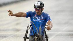 Alex Zanardi, dedica speciale per il campione ancora ricoverato