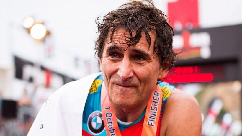Alex Zanardi compie 54 anni: il toccante messaggio di Pancalli