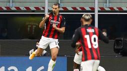 Serie A: Milan batte Inter, Ibra uomo-derby. Flop Lazio a Marassi