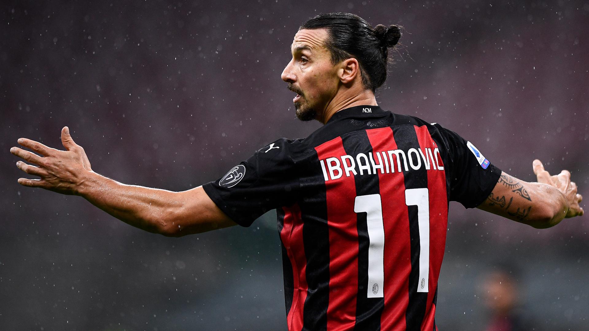 Milan, Ibrahimovic testimonial contro il Covid fa impazzire i social -  Virgilio Sport