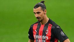 Milan, brutte notizie dai tamponi: la situazione di Ibrahimovic e Duarte
