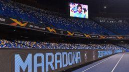 La Serie A ricorda Maradona: tutti fermi al decimo minuto