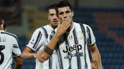 "Morata in clima Inter-Juve: ""Chiederò la maglia a Lukaku"""