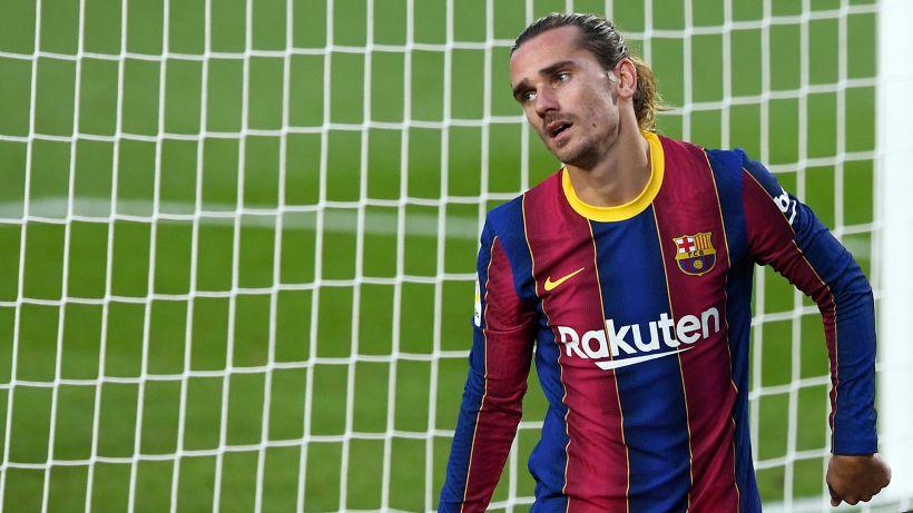 """Griezmann: """"Tanti momenti tristi al Barcellona"""""""