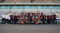 MotoGp, Aprilia: Savadori o Smith per il 2021