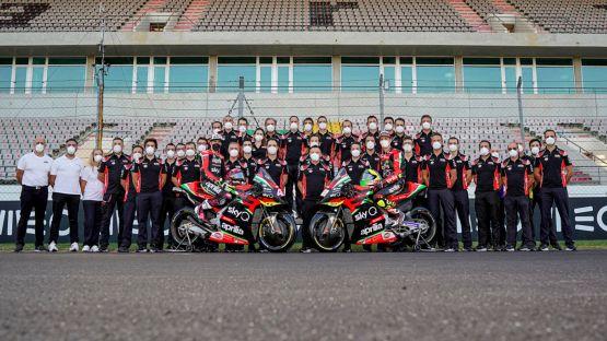 MotoGp, Aprilia: Savadori o Smith per il 2021