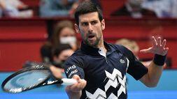 ATP Finals: le foto dei protagonisti