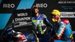 Bastianini campione del mondo: le immagini