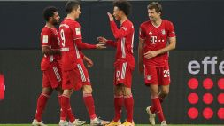 Bundesliga: il Bayern stende il Dortmund nel big match