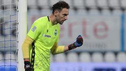 Disastro Berisha: subisce gol da calcio d'inizio