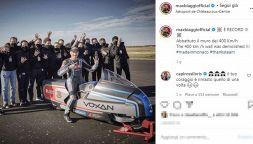 Max Biaggi centra l'ennesimo record: velocità pazzesca, 408 km/h!