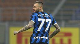 Inter: Brozovic di nuovo positivo al Covid