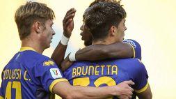 Parma: Brunetta vale gli ottavi di Coppa Italia