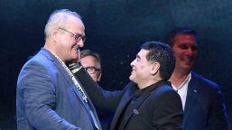 """Bruscolotti: """"Maradona ha mantenuto la promessa"""""""