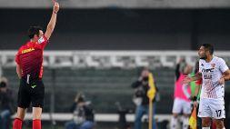 Serie A, gli squalificati: due giornate a Caprari