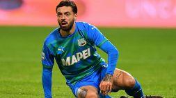 Sassuolo, Caputo salta l'Inter