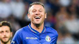 """Cassano: """"Bayern? Mi spiace, spero passi la Lazio. L'Atalanta vince col Real"""""""