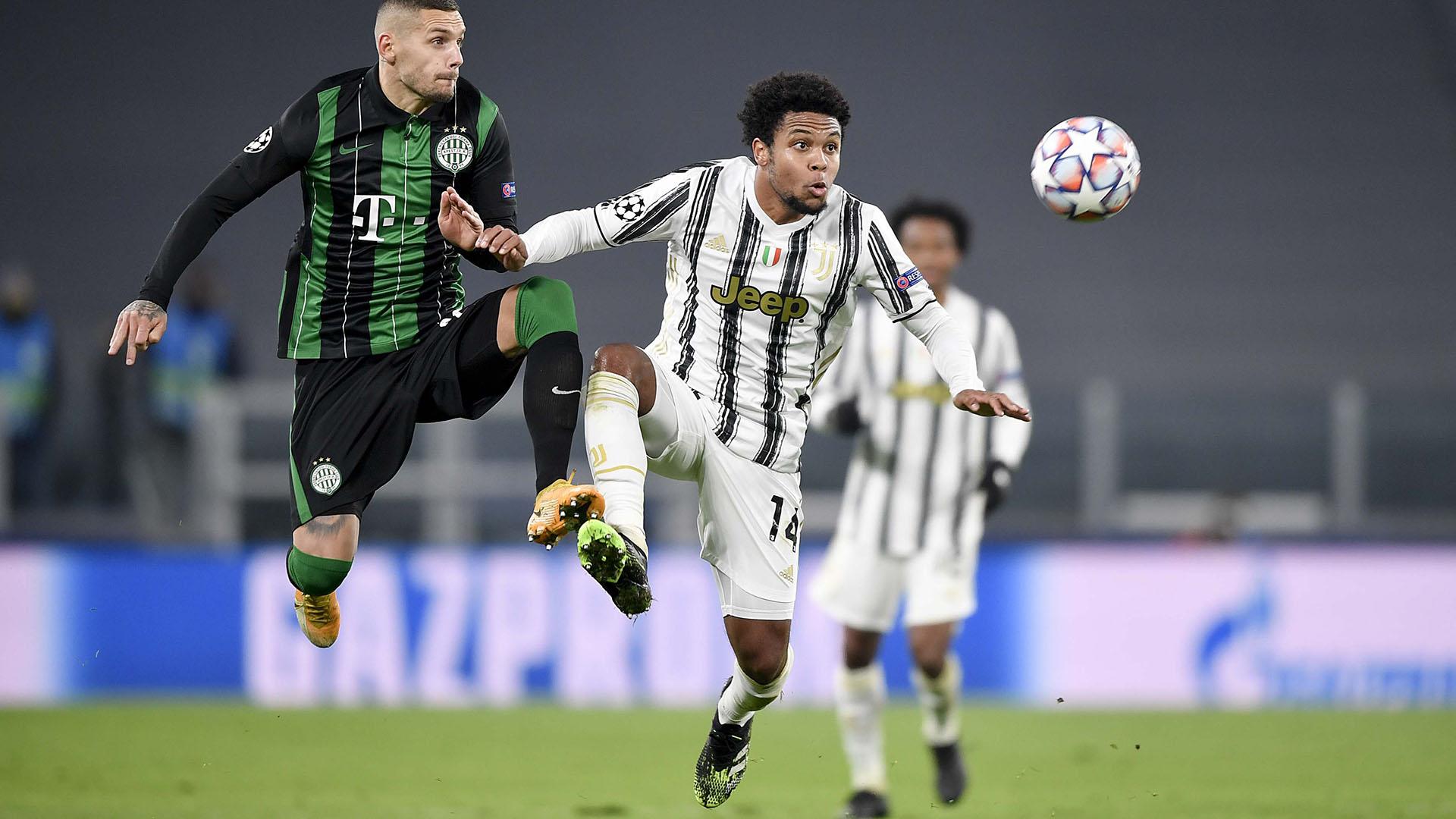 Champions League: Juventus-Ferencvaros 2-1, le foto - Champions League:  Juventus-Ferencvaros 2-1, le foto | Virgilio Sport