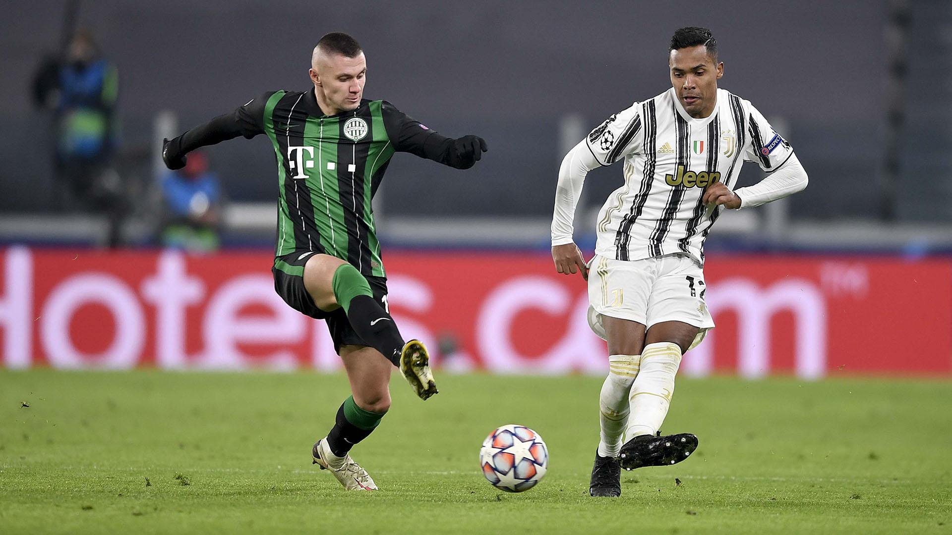 Champions League: Juventus-Ferencvaros 2-1, le foto - Con un gol di Morata  nei minuti di recupero i bianconeri battono la squadra ungherese e si  qualificano per gli ottavi di finale | Virgilio Sport