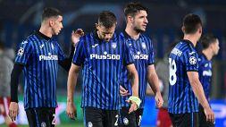 Champions League: le foto di Atalanta-Liverpool 0-5