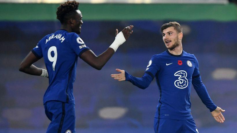 Premier League: poker Chelsea, lo United schianta l'Everton