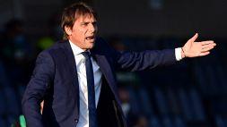 Inter, Conte prova la difesa a quattro
