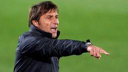 Inter, Conte ancora in emergenza: c'è un altro giocatore positivo