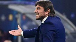 Inter, i tifosi vogliono l'esonero di Conte. Duro confronto con la squadra