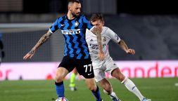 Scelta Brozovic spiazza i tifosi dell'Inter