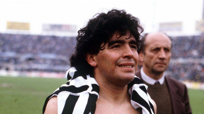 Maradona, l'accusa del grande avversario che fa infuriare i napoletani