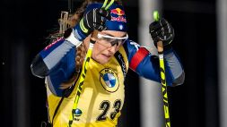 Biathlon, subito una grande Dorothea Wierer