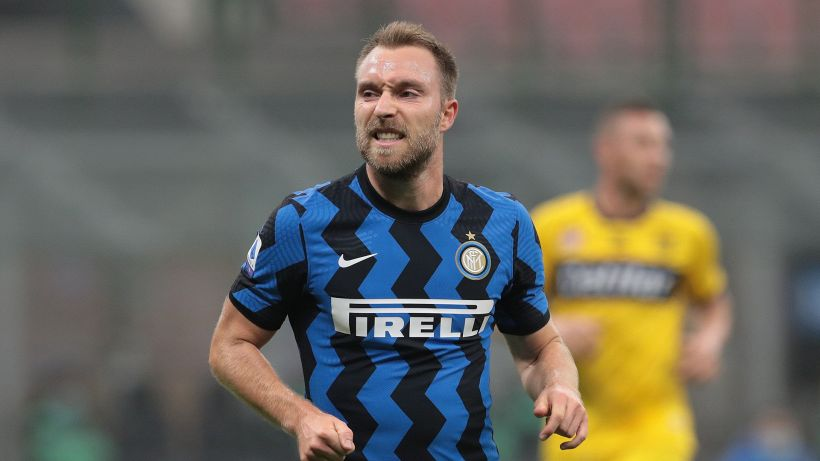 Mercato Inter: quattro scambi possibili per Eriksen a gennaio