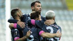 Europa League: le foto di Rijeka-Napoli 1-2
