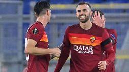 Europa League: le foto di Roma Cluj 5-0