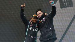 F1, dopo 7 Mondiali, Hamilton pensa di poter migliorare ancora