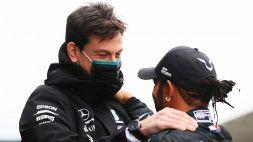 F1: Lewis Hamilton Campione del mondo