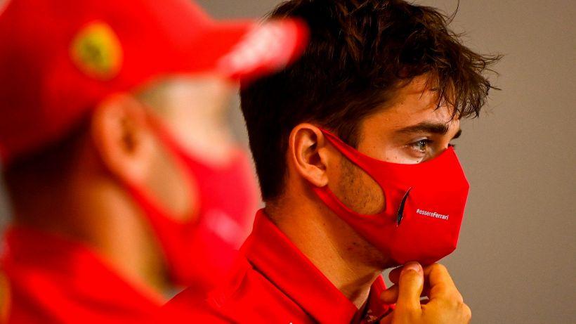 """F1, Ferrari: Leclerc parla di Vettel e annuncia: """"Non sono pentito"""""""
