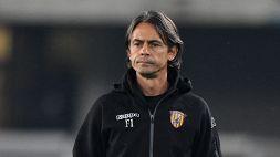 Serie A, Milan-Benevento: i convocati di Filippo Inzaghi