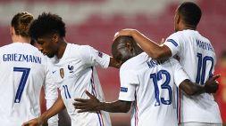 Nations League: esultano Francia e Germania, frena la Spagna