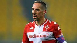 Ribery cambia ruolo: a sinistra nel 4-2-3-1