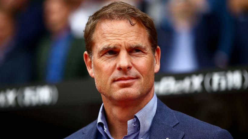 Olanda, Frank de Boer primo ct a non vincere le prime 4