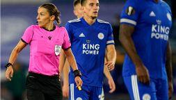 Champions, Stephanie Frappart scelta per Juventus-Dynamo Kiev