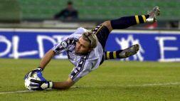 Parma, grande onore per l'ex Sebastien Frey