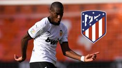 Ufficiale, Kondogbia all'Atletico Madrid