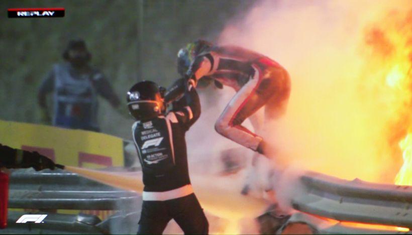 """Incidente Grosjean, l'accusa: """"Mancanza di rispetto"""""""