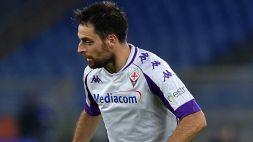 Fiorentina, per Bonaventura lesione al flessore dell'alluce
